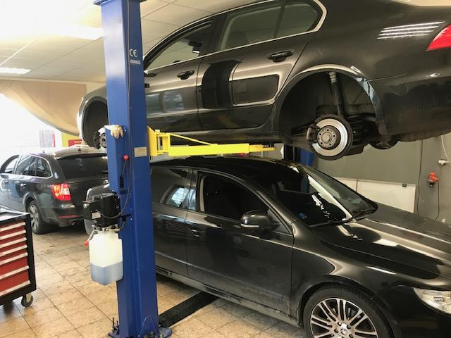 diagnostika vozidel