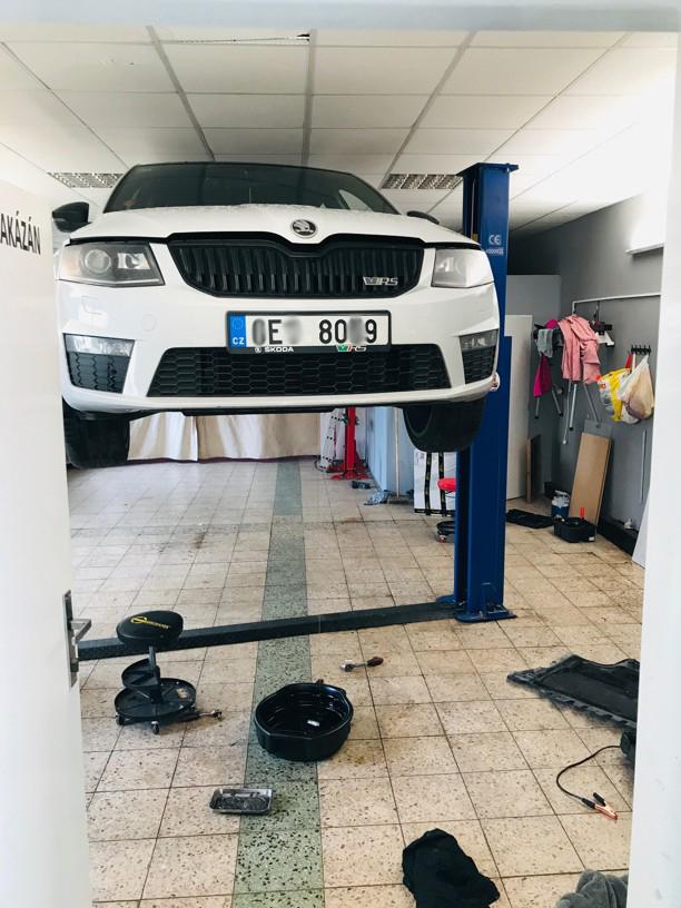 Autoservis Škoda Praha